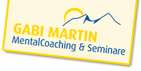 Gabi Martin Mental Coaching und Seminare